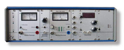 Potentiostat PGU 10V-1A-E