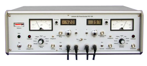 BI-PG 100 - BI-Potentiostat