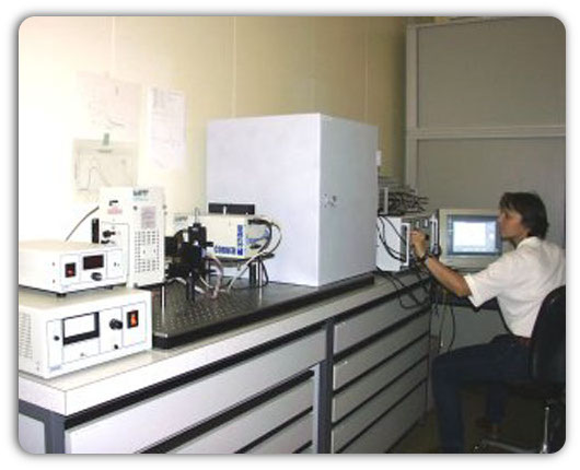 Photoelectrochemical measurement setup